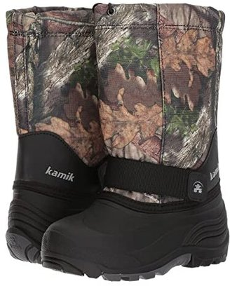 Kamik Rocket (Toddler/Little Kid/Big Kid) (Mossy Oak Country Camo Print) Boys Shoes