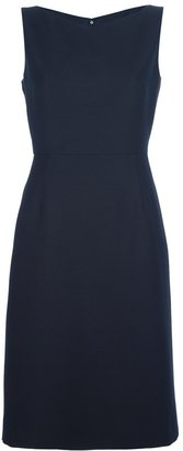 Valentino sleeveless shift dress