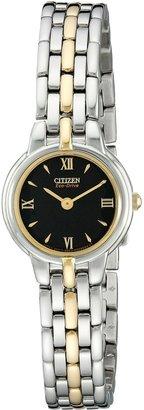 Citizen Women's Eco-Drive Stainless Steel Watch EW9334-52E