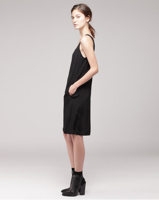 Alexander Wang vented tank dress