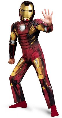 Iron Man The avengers mark vii classic muscle chest costume - kids