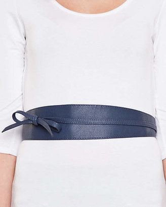 e8aac770883 Navy Leather Belt Women - ShopStyle Canada