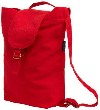 Baggu Canvassing Backpack in Neighborhood