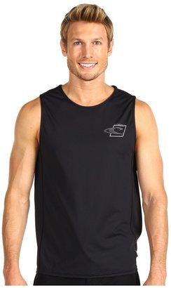O'Neill Skins Graphic Tank Top (White/Black) - Apparel