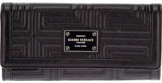 Versace 'Couture' quilted wallet