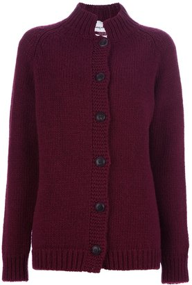Laurence Dolige Luxe Button-up cardigan
