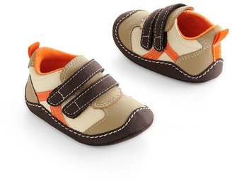Carter's sporty sneaker crib shoes - baby