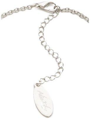 Adia Kibur Spike Crystal Necklace