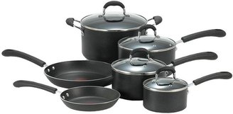 T-Fal Professional Total Non-Stick 10-Piece Cookware Set in Black