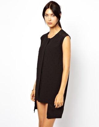 Dr. Denim Sleeveless Dress