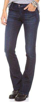 Citizens of Humanity Emmanuelle Petite Slim Boot Cut Jeans