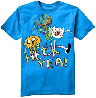 Humör Adventure time heck yea tee - boys' 8-20