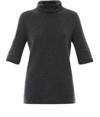 The Row Zita turtle-neck cashmere sweater