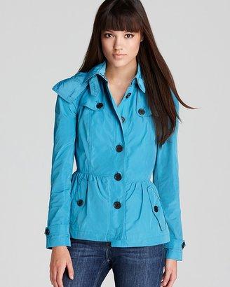 Burberry Fordleigh Peplum Jacket