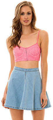 *MKL Collective The La Duree Bralette in Pink