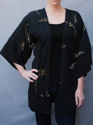 Goddess Of Babylon summer kimono bamboo