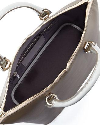 Chloé Baylee Shoulder Bag, Gray