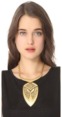 Theodora & Callum Palapa Necklace