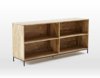 west elm Industrial Storage Bookcase