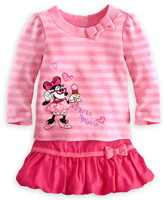 Disney Minnie Mouse Skirt Set for Baby