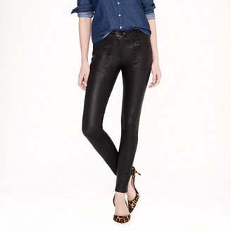 J.Crew Collection leather pant