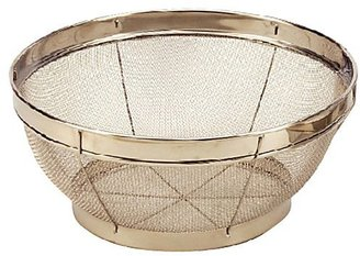 "Cook Pro 10"" Stainless Steel Mesh Colander"