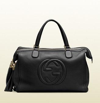 Gucci Soho Leather Tote