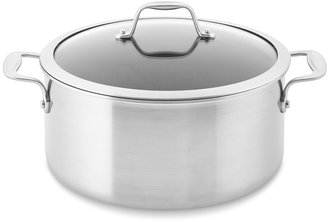Zwilling J.A. Henckels Zwilling Spirit Stainless-Steel Ceramic Nonstick Dutch Oven with Lid