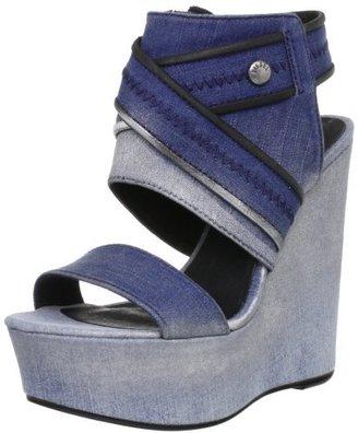 Diesel Women's Fame Strap Kloey Slingback Sandal