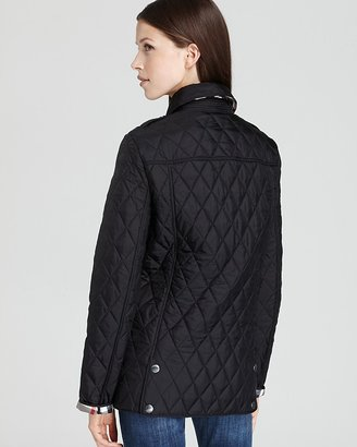 Burberry Pirmont Quilted Jacket