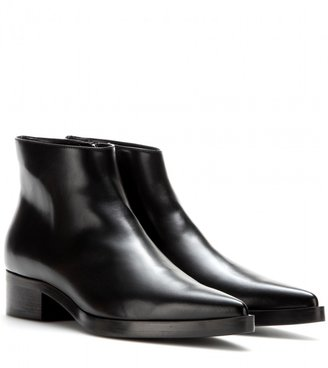 Stella McCartney Cora faux-leather ankle boots