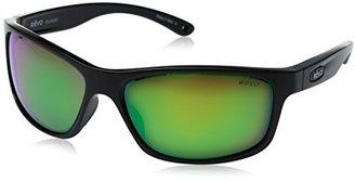 Revo RE 4071 Harness Polarized Rectangular Sunglasses $140.96 thestylecure.com