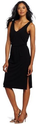 Anne Klein Collection Women's Cowl Back Dress