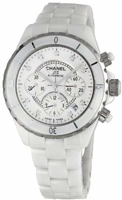 Chanel Men's H2009 J12 Sport Dial Watch