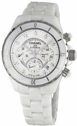 Chanel Men's H2009 J12 Sport Dial Watch