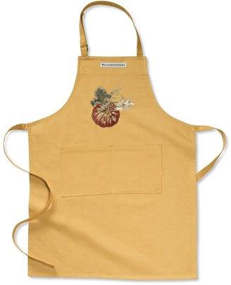 Williams-Sonoma Embroidered Pumpkin Adult Apron