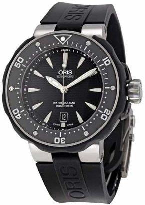 Oris Men's 01 733 7646 7154 07 4 26 04TEB Dial Watch