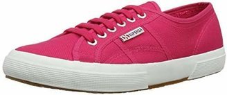 Superga Unisex Adults' 2750 Cotu Classic Trainers Low-Top, Pink (Pink)