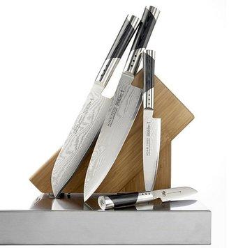 MIYABI 5-Piece Cutlery Block Set