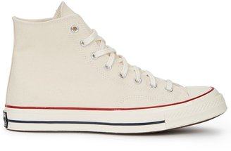 Converse Chuck 70 Ivory Canvas Sneakers