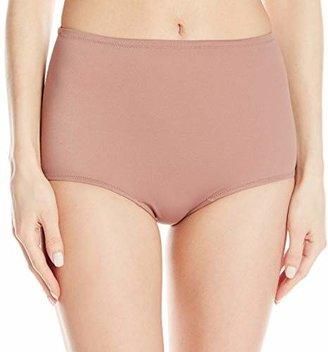 Warner's Women's No Wedgies No Worries Modern Brief Panty $11.50 thestylecure.com