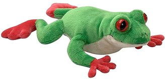 "Gund Enesco Leggin's Tree 14"" Frog Plush"