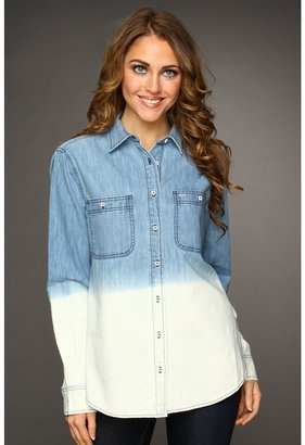 TEXTILE Elizabeth and James Bianca Shirt Mirage (Mira) - Apparel