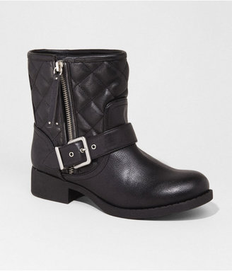 Express Quilted Motorcycle Boot