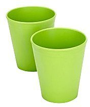 Green Eats Tumblers - Yellow - 12 oz - 2 ct