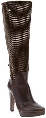 Luis Onofre studded boot