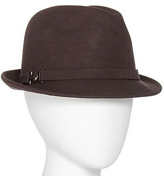 JCPenney Buckle-Detail Fedora