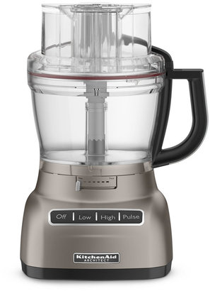 KitchenAid Manufacturer's CLOSEOUT KFP1333ACS Architect 13 Cup Food Processor