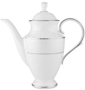 Lenox Opal Innocence Coffee Pot
