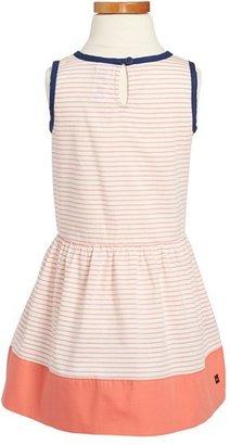 Tea Collection 'Spectator' Sleeveless Dress (Toddler Girls, Little Girls & Big Girls)